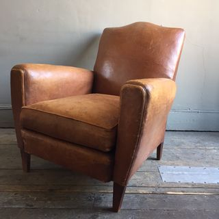 Leather Armchair