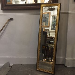 Slim Gilt Mirror