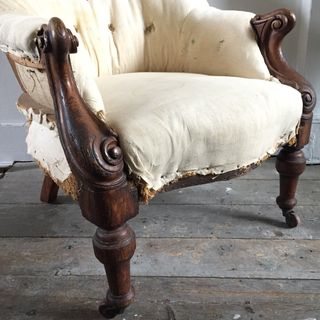English Bedroom Chair
