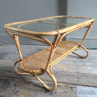 Bamboo Table