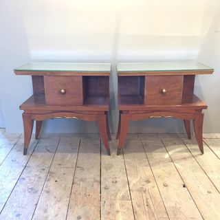 1940s End Tables