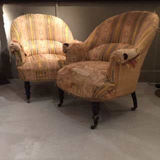 French Armchairs