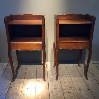 Oak Side Tables