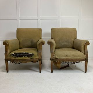 19th Century French Armchairs
