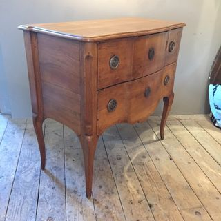 Fruitwood Commode