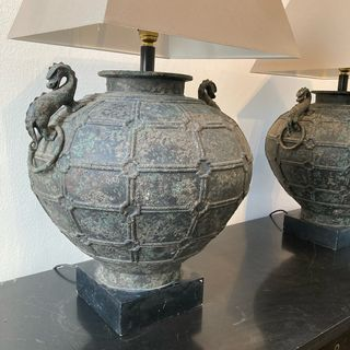 Chinese Style Lamps