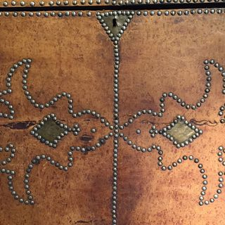 Studded Leather Bureau