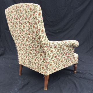 French Armchairs for Reupholstery