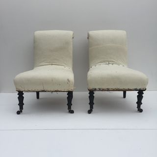 Slipper Chairs