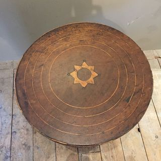 Italian Tilt Top Table