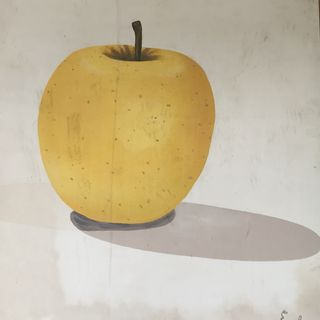 Apple Paintings